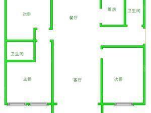 香舍水郡 3室2厅2卫