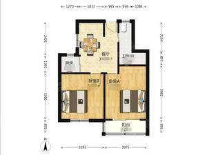 洛川东路400弄 2室1厅1卫