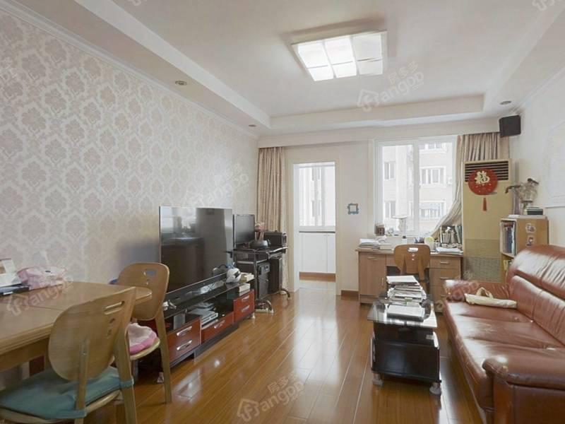 恒业公寓精装两房售,临近8号线西藏北路站旁,总价实惠拎包入住 厅