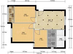 清馨苑 3室1厅1卫