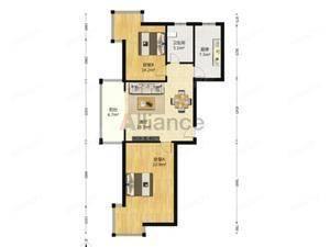 亚星盛世家园 2室2厅1卫