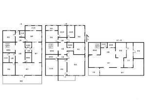 大华锦绣华城十七街区(别墅) 5室2厅5卫