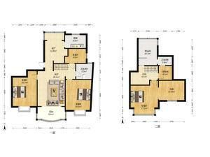 明和苑 4室2厅2卫