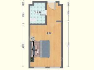 老虎城 1室1厅1卫