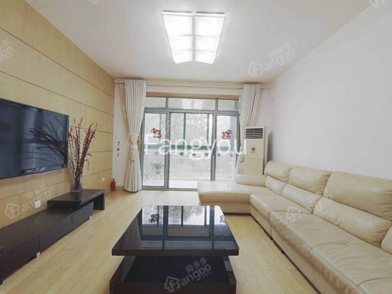 爱建园,三房两厅两卫,采光好,小区环境好,带车位