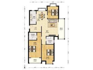 士林华苑 3室2厅2卫