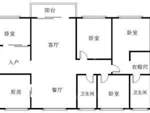 半岛城邦三期 4室2厅2卫