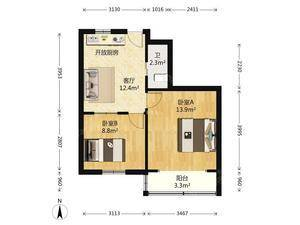 凤凰小区 2室1厅1卫