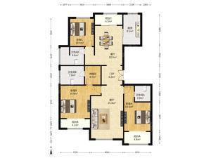 3室2厅3卫
