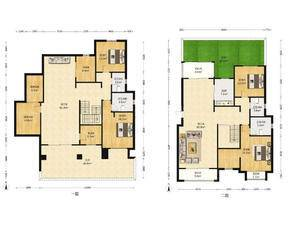 6室2厅4卫