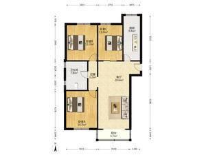 3室3厅2卫