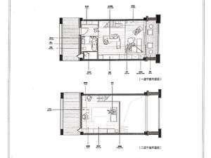 1室1厅2卫