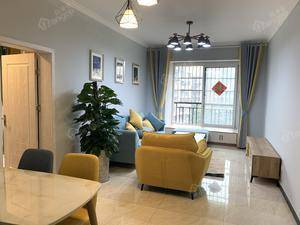 紫荆城 2室2厅1卫