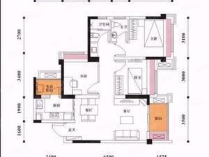 明信城·仕林府 3室2厅2卫