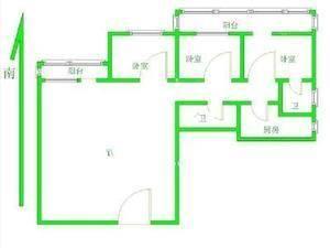 亚运花园 3室2厅2卫