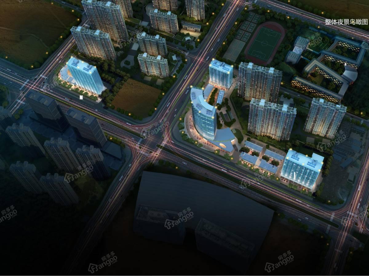 恒锦玖珑时代广场