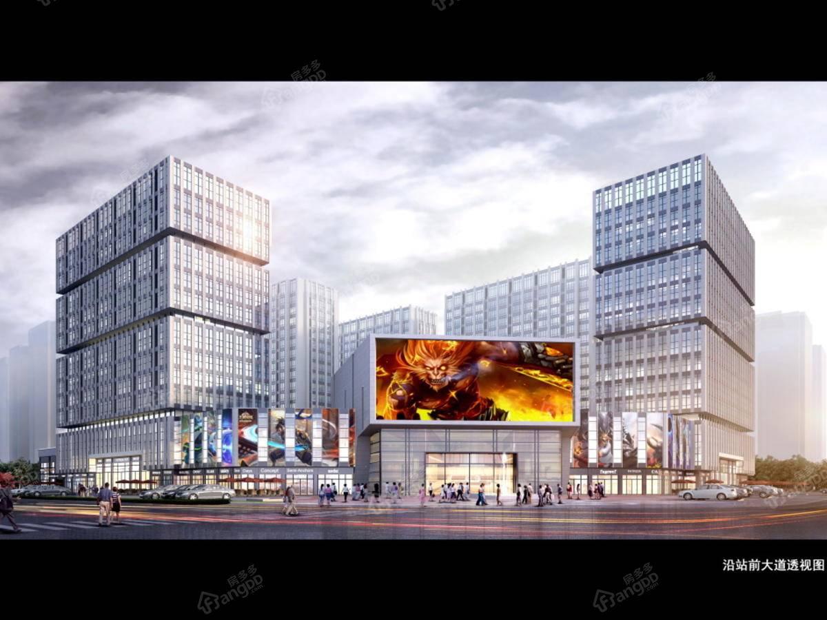 电竞产业广场_3