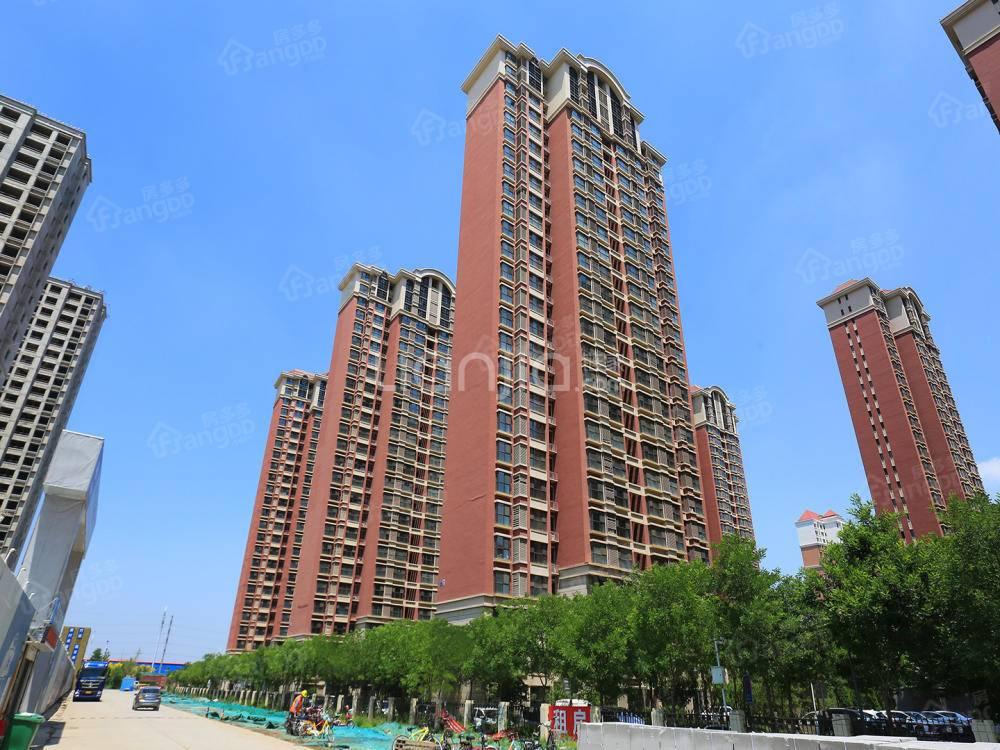静壹城小区图片