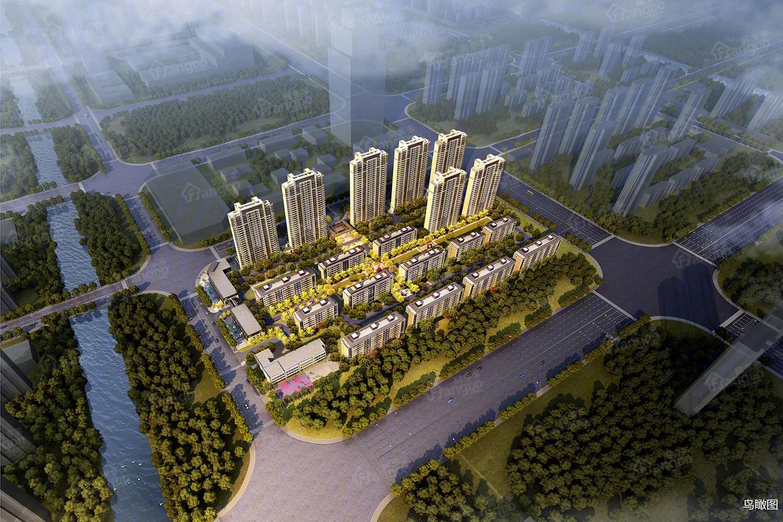 绿地·亳州城际空间站