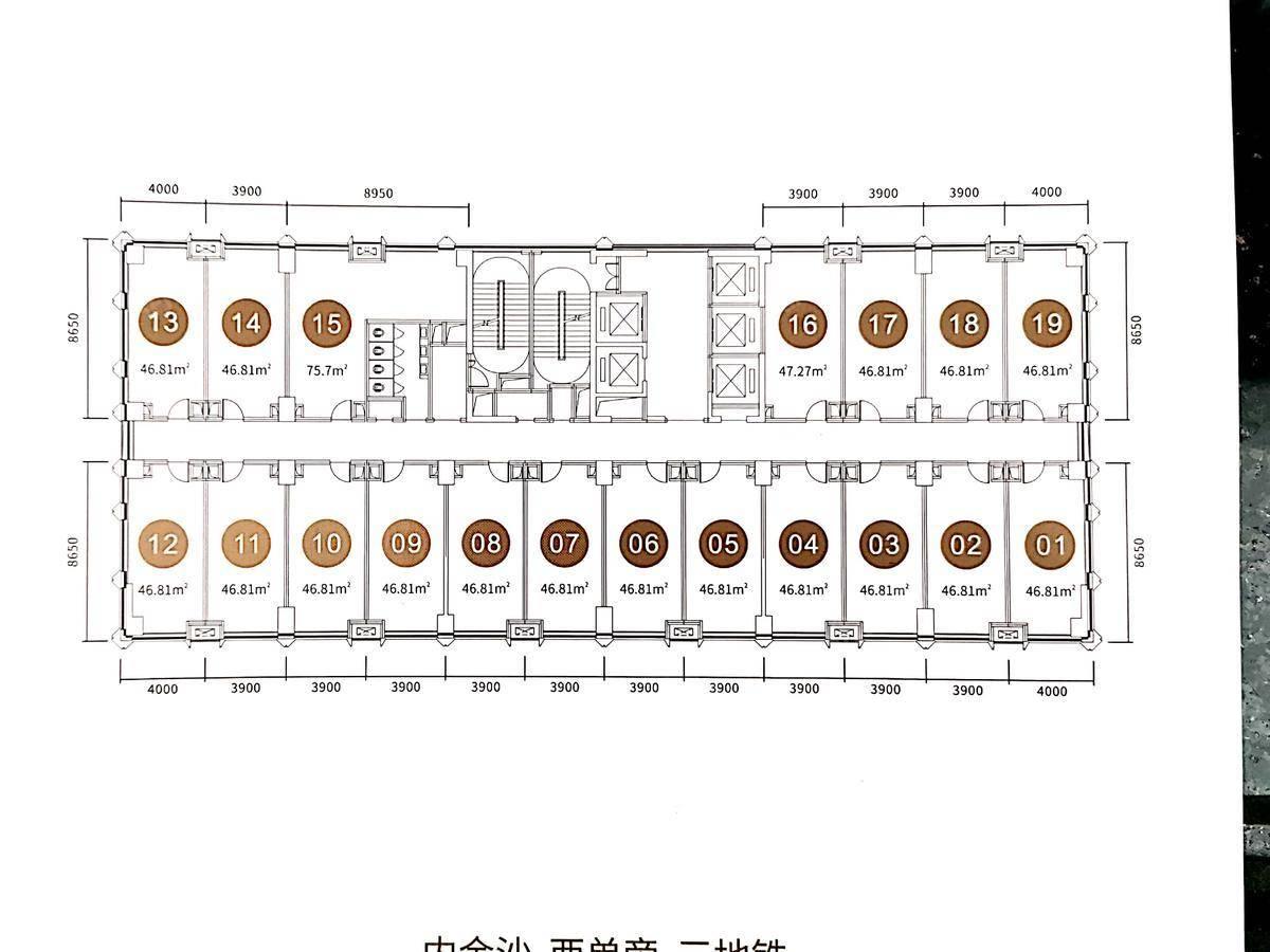 远鸿锦悦金沙1室1厅1卫户型图
