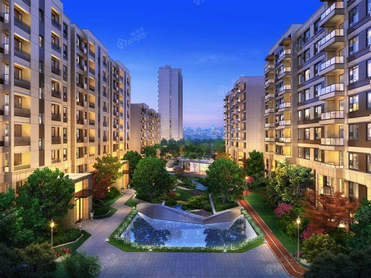 上海哪里最火热?新房、二手房奉贤南桥领先上涨!