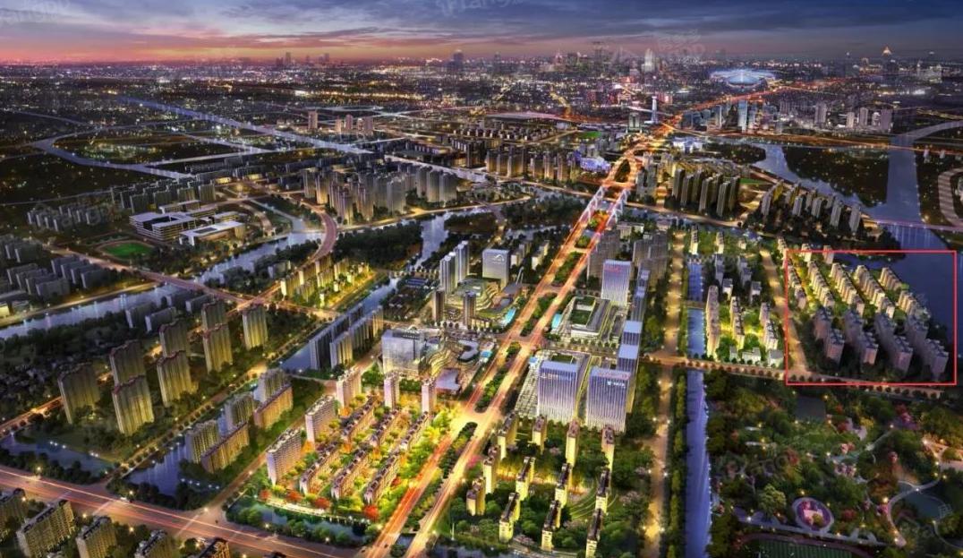 首创禧悦风华预计推出344套建面约75-108㎡2-4房,均价40183元/㎡即可入手