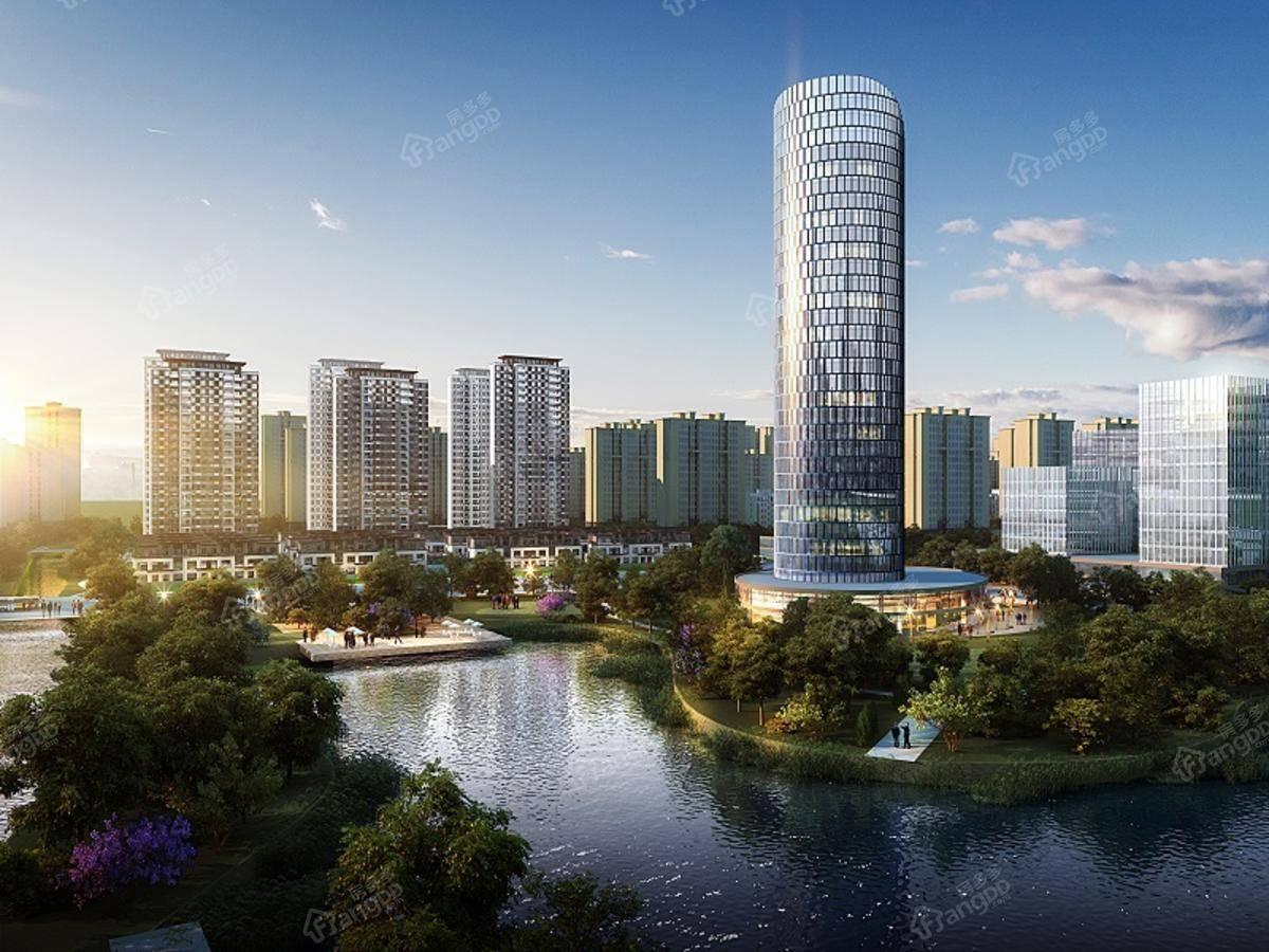 新浦西孔雀城·云樾东方 封面图_0