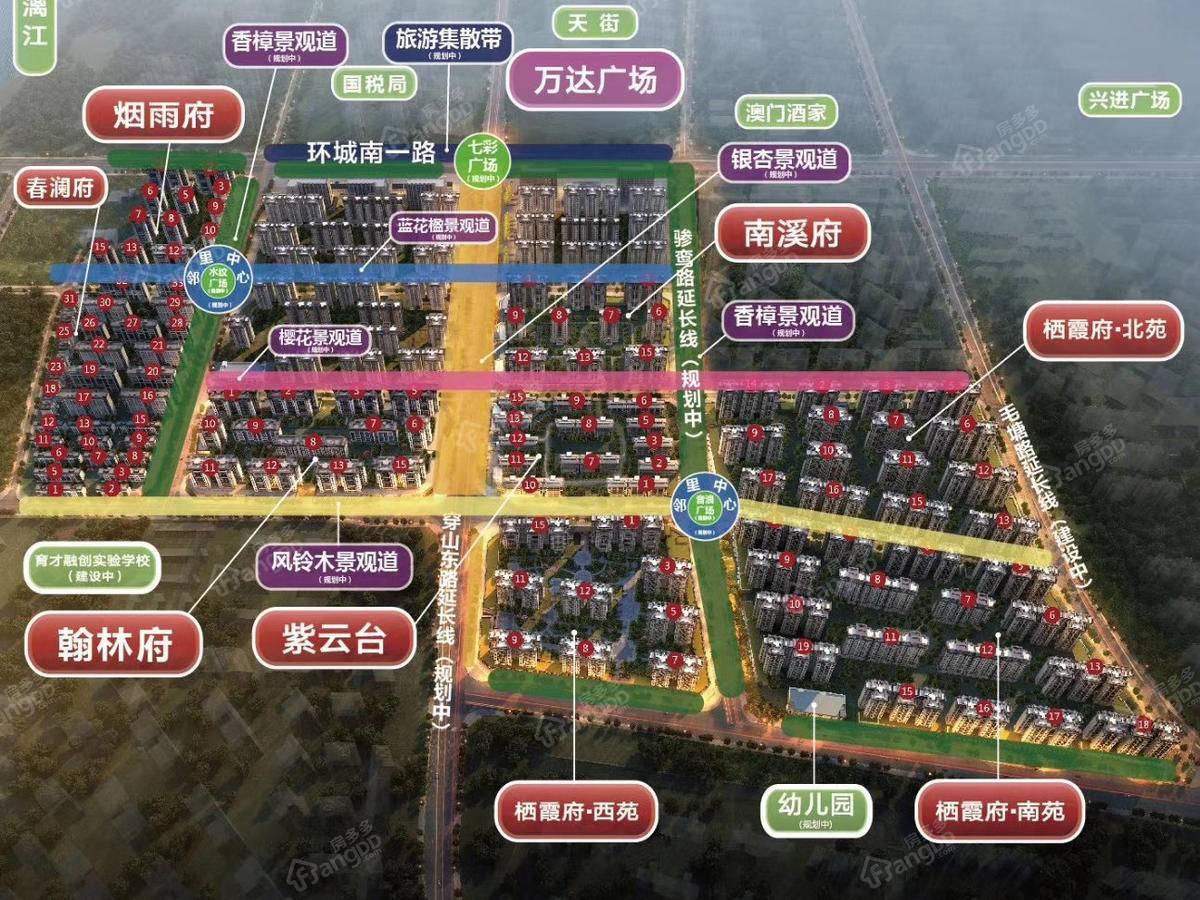 融创桂林旅游度假区 封面图_0