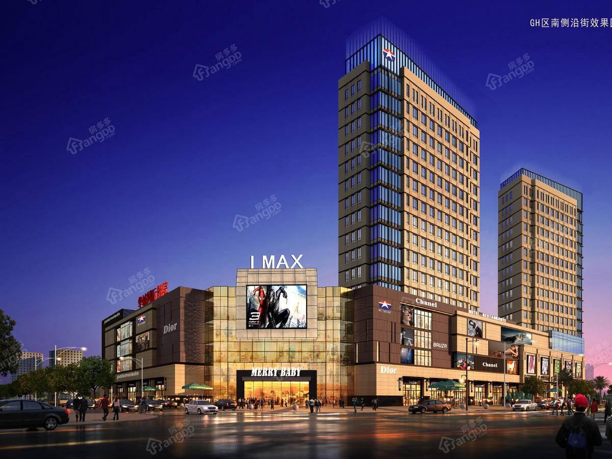 幸福华城商业广场_2