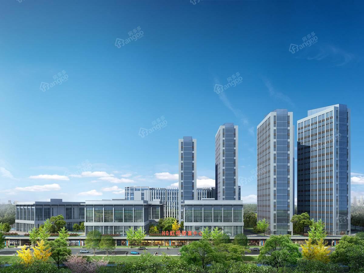 虹桥国际HQ公寓 封面图_0
